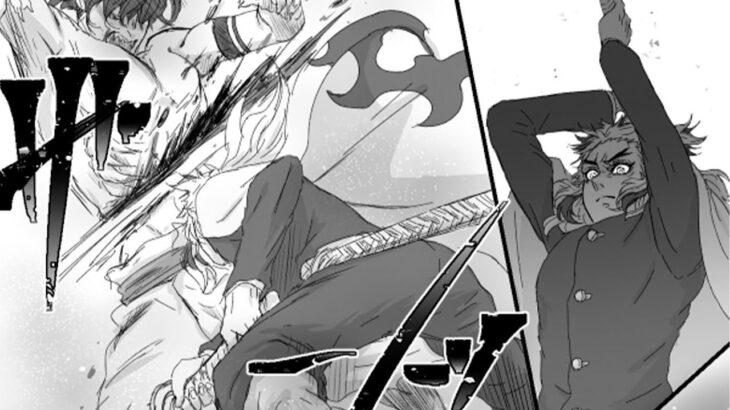 【鬼滅の刃漫画】鬼滅の刃漫画「しょーがねーだろ赤ちゃんなんだから!」# 516