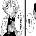 【鬼滅の刃漫画】超可愛いかまぼこ軍だな [127]