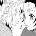 【鬼滅の刃漫画】美男子不死川実弥 #990
