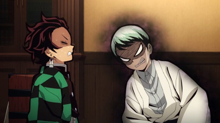 Don't make me mad Tanjirou – 怒らせないで炭治郎 – Demon Slayer: Kimetsu no Yaiba – 鬼滅の刃
