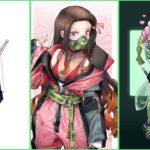 ティックトック絵 | 鬼滅の刃イラスト – Kimetsu no Yaiba Painting CDH TikTok#0057