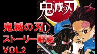 鬼滅の刃 ストーリー解説  炭次郎 VS  鬼舞辻無惨(きぶつじむざん)VOL2