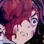 【鬼滅の刃アフレコ】鬼化した炭治郎は人間に戻れるのか!?猗窩座vs炭治郎!?【鬼滅学園 遊郭編 アニメ2期 劇場版 鬼滅の刃 フル HD 視聴 Demon Slayer full movie 無料】