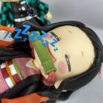 睡眠を邪魔される禰豆子⁉︎ ねんどろいど 鬼滅の刃【コマ撮り】#115 nendoroid demon slayer