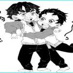 【鬼滅の刃漫画】かわいいかまぼこ隊 2021 #48