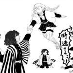 【鬼滅の刃漫画】伊黒小芭内と友達#214
