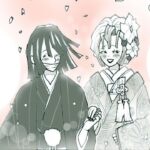 【鬼滅の刃漫画】伊黒小芭内と友達#216