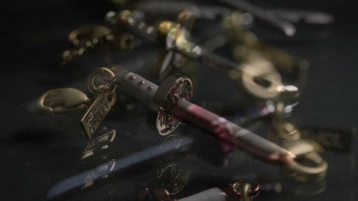 ANIPLEX+/ TVアニメ「鬼滅の刃」×Q-pot.コラボレーションアイテム 告知ムービー<日輪刀チャーム>