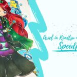 【イラストメイキング】アリエル(鬼滅の刃風)|Drawing Ariel in Kimetsu no Yaiba Form (Disney X Kimetsu no Yaiba Art Series)