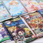 Kimetsu Sakura Jojo Japanese Anime Wafers Candies