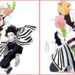 ティックトック絵 | 鬼滅の刃イラスト – Kimetsu no Yaiba Painting TikTok Awesome#3103