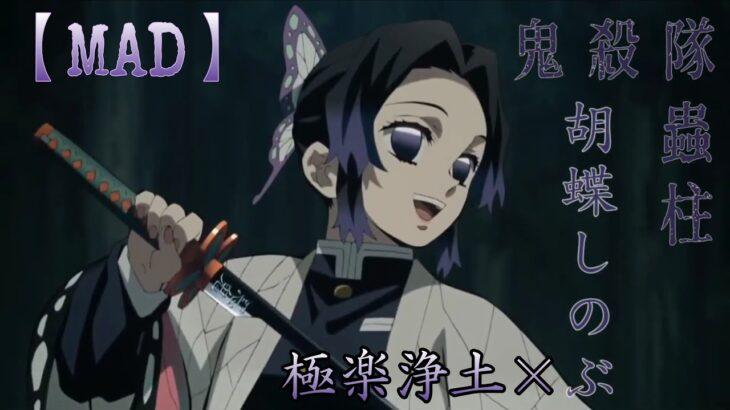 【MAD】胡蝶しのぶ×極楽浄土【鬼滅の刃】