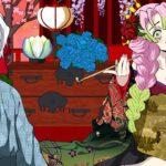 【鬼滅の刃・遊郭】NO1花魁に♡もしも甘露寺が遊郭に潜入捜査を実施したら?!【声真似・LINE動画・アフレコ】