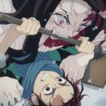 ねずこは怒って兄を殺す- Nezuko get mad and kill her brother – Kimetsu no Yaiba – 鬼滅の刃