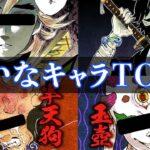 嫌いなキャラランキングTOP5【鬼滅の刃】