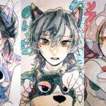 テ ィ ッ ク ト ッ ク 絵 | 鬼 滅 の 刃 イ ラ ス ト – TikTok Kimetsu no Yaiba Painting #177