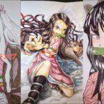 テ ィ ッ ク ト ッ ク 絵 | 鬼 滅 の 刃 イ ラ ス ト – TikTok Kimetsu no Yaiba Painting #192