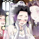 【感動】ぎゆしの結婚式で奇跡!亡き姉から最愛の妹へ…【鬼滅の刃ライン/声真似アフレコ】
