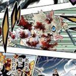 「鬼滅の刃」童磨 vs カナヲ & 伊之助