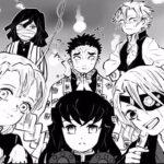 【鬼滅の刃漫画】 超かわいい軍隊2021年 #33
