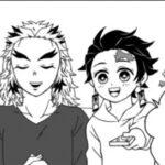 【鬼滅の刃漫画】伊黒小芭内と友達#550