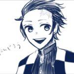 【鬼滅の刃漫画】伊黒小芭内と友達  783