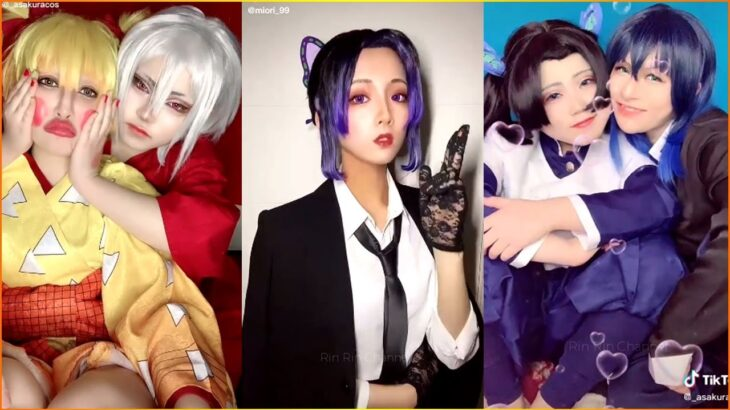 鬼滅の刃 コスプレ Cosplay Kimetsu no Yaiba TikTok Rin Rin Ep.37