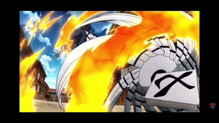 MAD:ヒバナ#炎炎ノ消防隊#鬼滅の刃炭治郎#進撃の巨人リヴァイ