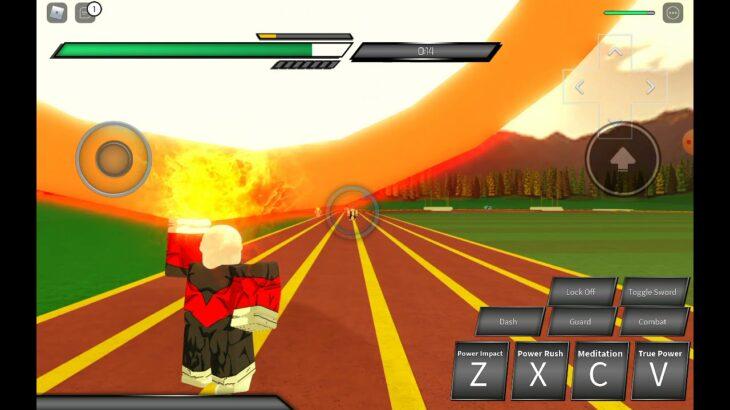 アニメのキャラで戦うゲーム、ロブロックス、鬼滅の刃、ドラゴンボール
