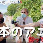 毎日1分フランス語 街頭インタビュー 日本のアニメ 「鬼滅の刃」知ってますか?