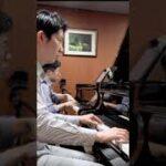 「紅蓮華」LiSA TVアニメ『鬼滅の刃』主題歌 ピアノカバー 4K【2台ピアノ】#Shorts