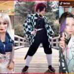 ティックトック 鬼滅の刃 コスプレ | Tik Tok Cosplay Kimetsu no Yaiba ❤️ TikTok Japan Ep03