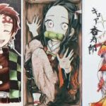 テ ィ ッ ク ト ッ ク 絵 | 鬼 滅 の 刃 イ ラ ス ト – TikTok Kimetsu no Yaiba Painting #251