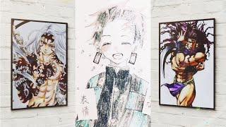 テ ィ ッ ク ト ッ ク 絵   鬼 滅 の 刃 イ ラ ス ト – TikTok Kimetsu no Yaiba Painting #252