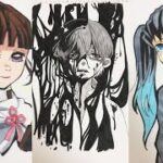 テ ィ ッ ク ト ッ ク 絵 | 鬼 滅 の 刃 イ ラ ス ト – TikTok Kimetsu no Yaiba Painting #258
