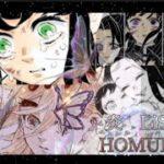 童磨戦後半・童磨VS伊之助&カナヲ【炎 LiSA】HOMURA demonslayer【鬼滅の刃】上弦の弐【MAD】