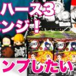 【鬼滅の刃】「ウエハース3」リベンジ★前回出なかった柱・伊黒小芭内・甘露寺蜜璃など9人全員揃えたい!1箱20袋開封してみたら、またしても煉獄杏寿郎さんが大量!?そしてあのシークレットも…