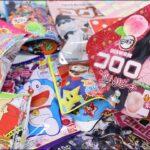Anime Gummy Candies Shinchan Doraemon Precure Kimetsu