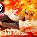 【鬼滅の刃】煉獄杏寿郎のBGMつなげたらカッコ良すぎた Vol.1 | Rengoku Theme Mix | 無限列車編 | Demon Slayer OST