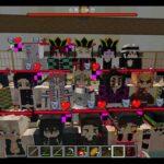 Minecraft Demon Slayer Mod【okan no yaiba 08】鬼滅の刃MODで遊ぶ☆みんなと写真撮影会