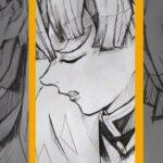 #Shorts 【善逸】シャーペンなのに一発描き【鬼滅の刃イラスト】【Demon slayer】Kimetsu No Yaiba│Zenitsu