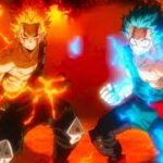 僕のヒーローアカデミア! Deku and Bakugo get very MAD and want to beat Nine! デクとバクゴはとても怒ってナインを倒したい