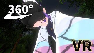 【VR】胡蝶しのぶ を追う 冨岡義勇 視点『鬼滅の刃』【360度動画】
