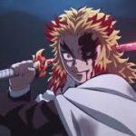 【鬼滅の刃】無限列車編 煉獄VS猗窩座の戦い Rengoku vs Akaza | Full Fight   Kimetsu no Yaiba The Movie Mugen Train Engsub