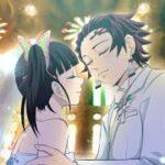 【鬼滅の刃】カナヲ「私の将来の夢は炭治郎のお嫁さんになって…」
