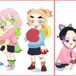 ティックトック絵 | 鬼滅の刃イラスト – Kimetsu no Yaiba Painting TikTok Awesome#0604