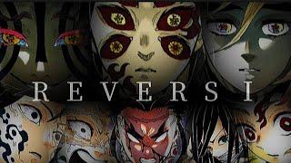 鬼滅の刃×REVERSI【静止画MAD】※ネタバレ注意