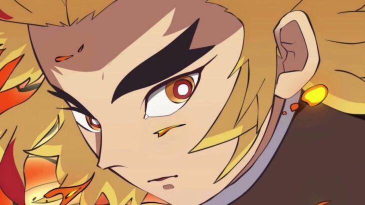 【アニメ】煉獄杏寿郎 vs 笛鬼【鬼滅の刃:煉獄外伝/Demon Slayer Fan Animation】
